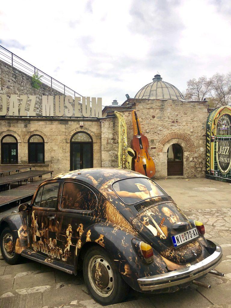 Jazz museum